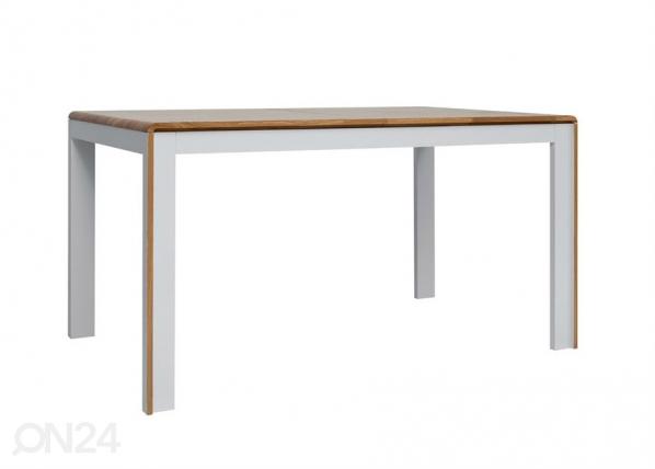 Jatkettava ruokapöytä 80x140-180 cm TF-98438