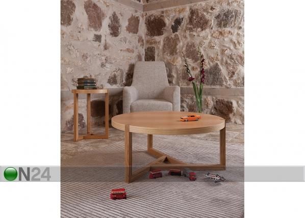 Sohvapöytä BRENTWOOD COFFEE TABLE WO-98756