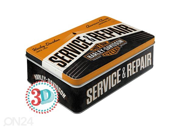 Peltirasia 3D HARLEY-DAVÌDSON SERVICE & REPAIR 2,5L SG-99025