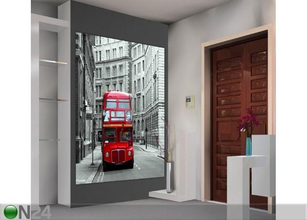 Fleece kuvatapetti LONDON BIG BEN 180x202 cm ED-99120