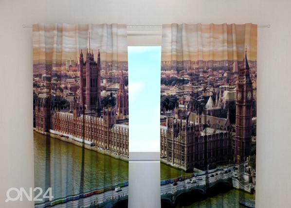 Pimennysverho LONDON 240x220 cm ED-99403