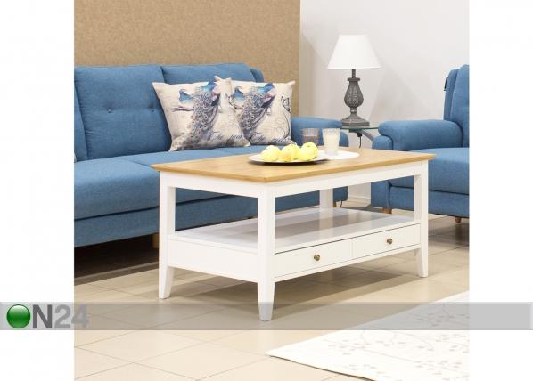 Sohvapöytä EMMA 100x65 cm EV-99765