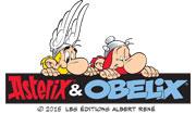 Asterix & Obelix - Puuvillamatto, lastenhuoneen matto