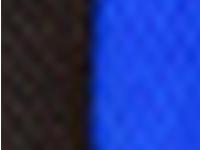sininen/musta