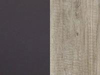 hiekkaharmaa / metsätammi