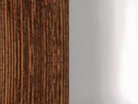 tumma puu/hopea