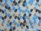 820010 - sininen mosaiikki