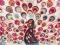 riikinkukko-punainen